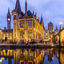 Kerst in Gent