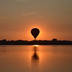 Ballon voor zon