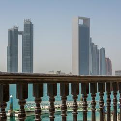 Abu Dhabi bij 48°