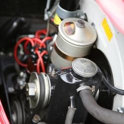 Porsche 356 - machinekamer(tje)