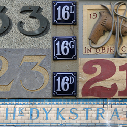 Huisnummers.....