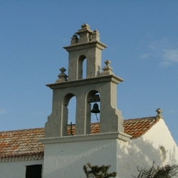 De kerk van San Pedro de Alantara (aangepaste versie)
