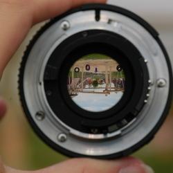 Door de lens van...