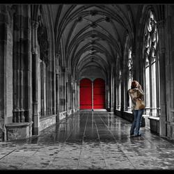 Beyond these doors....II