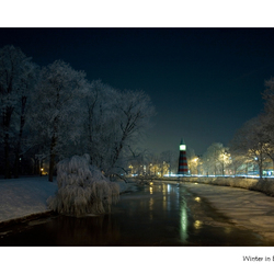 Winter in Breda