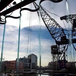Kraan en gebouwen, Antwerpen