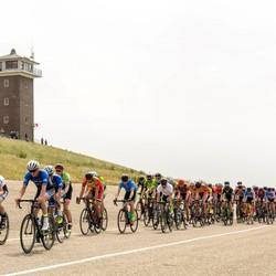 Heel Holland fietst...