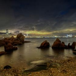 Hong Kong: waterfront