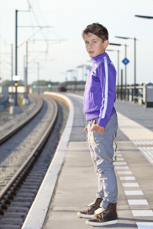 Wacht u op de trein? - Nieuwe station bij Kampen