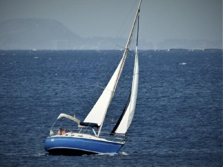 I am sailing 2 -