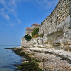 Talmont-sur-Gironde.
