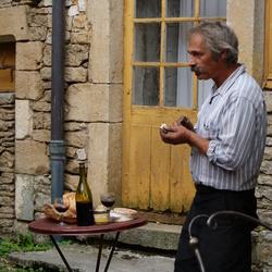 Du pain, du vin, du... camembert?