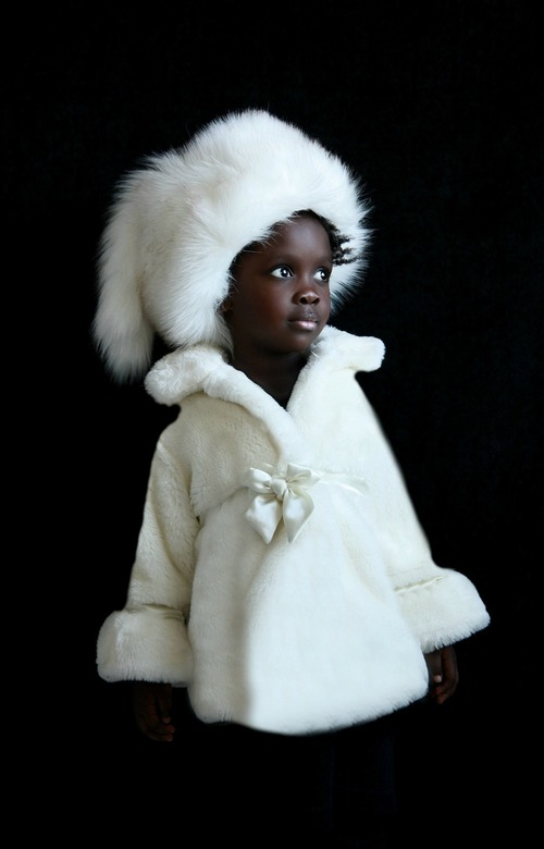 African Ice princess -