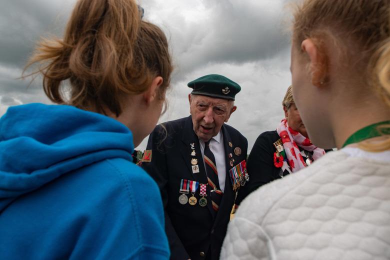 Normandy - D-Day + 75 jaar  - Bijzondere foto's gemaakt tijdens diverse, indrukwekkende, evenementen in Normandie.