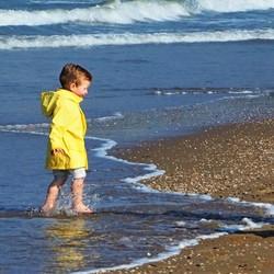 zand en water..