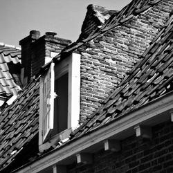 oude dakkapel