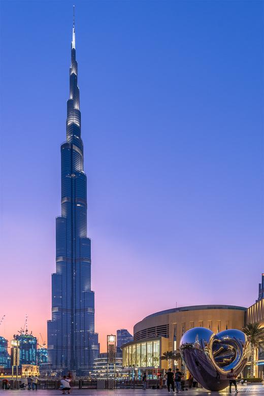 Burj Khalifa - Burj Khalifa - Dubai | UAE