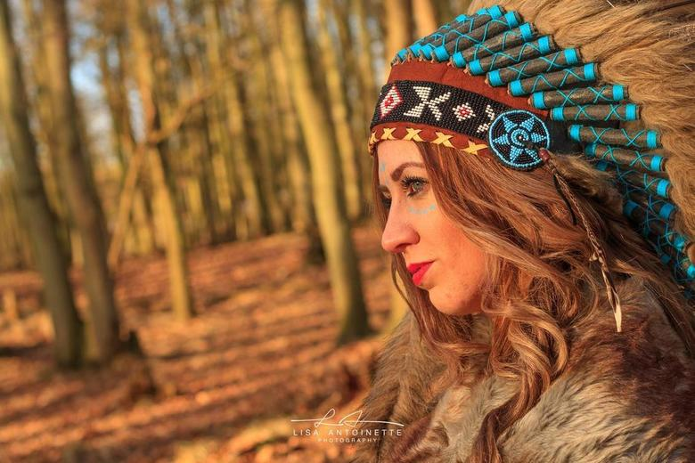 The Queen of the forest -