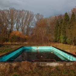 The forgotten pool