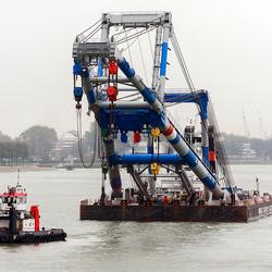 De Matador 3 in Rotterdam