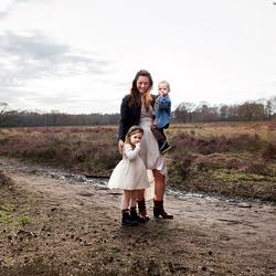 Mama en haar kinderen