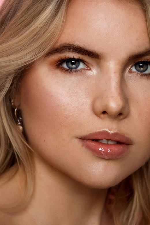 Danielle - Model Danielle<br /> Visagie Celine Haring<br /> Voor Marr Cosmetics