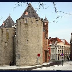 stadspoort Bergen op Zoom 1001120009mw
