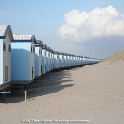 Strand huisjes