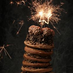 Ankes cakes: chocola