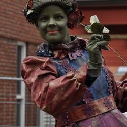 Street Statue in Zuidlaren