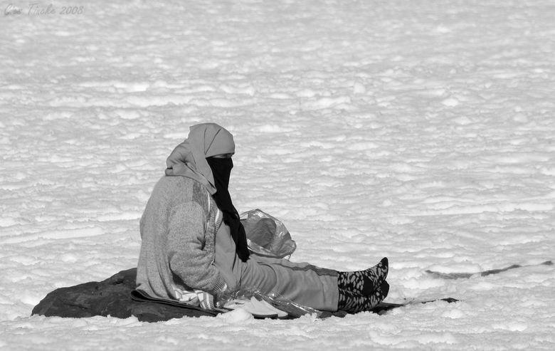 Sneeuwpret -