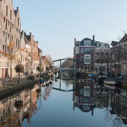 Grachten van Leiden