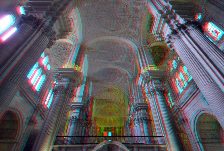 Cathedral Malaga 3D - Cathedral Malaga 3D