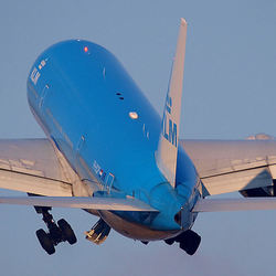 en nog een KLM