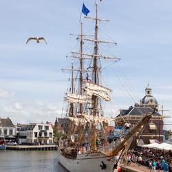 Tall Ships in Harlingen