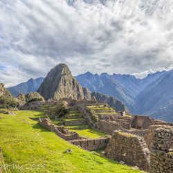 A Morning at Machu Picchu - part two (Peru)