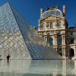 Het Louvre, Parijs