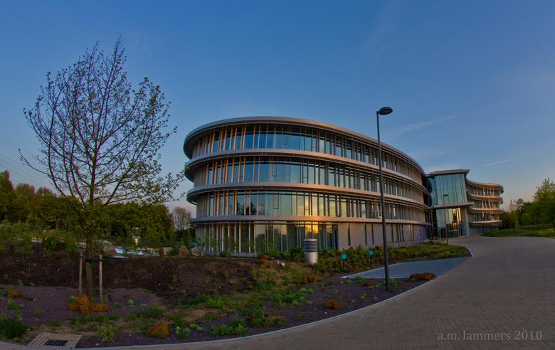 Waterschap Rijn en IJssel, Doetinchem - Gebouw van het waterschap Rijn en IJssel in  Doetinchem. Een mooi gebouw maar daar hebben we met zijn allen oo