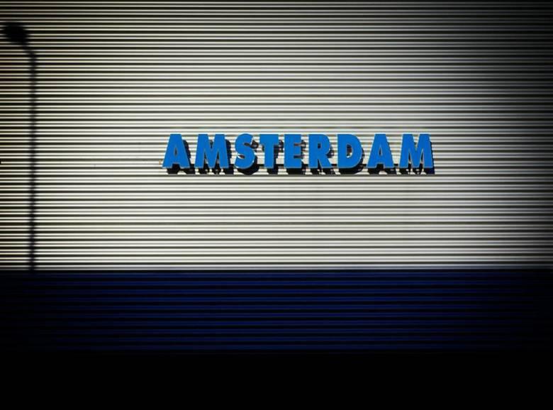Amsterdam Street light