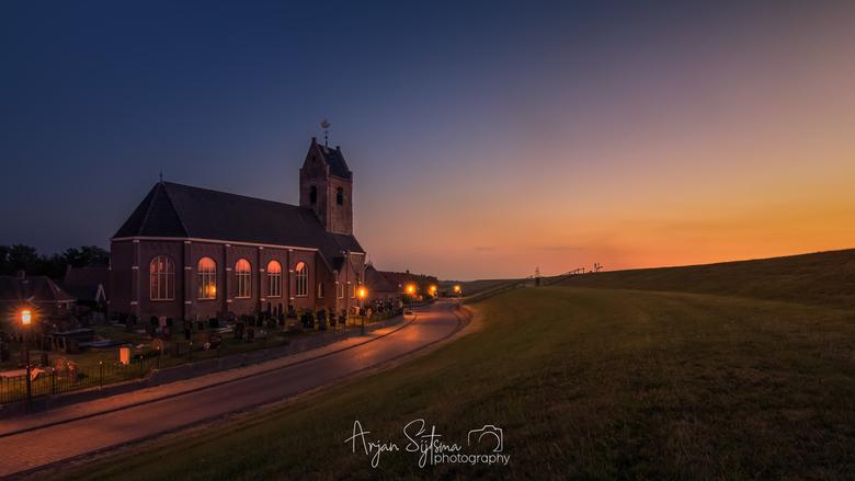 Maria kerk te Wierum -