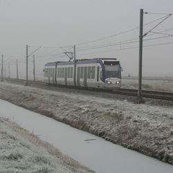 koud en Randstadrail