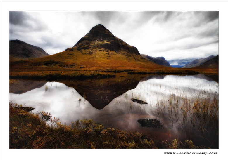 Buachaille Etive Mor - Buachaille Etive Mor, Glencoe Schotland.