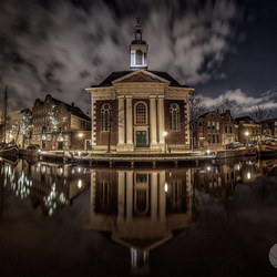 Panorama Schiedam @ Night
