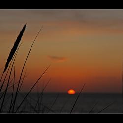 Sunset Ameland 2