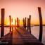 Sunrise by Zeewolde