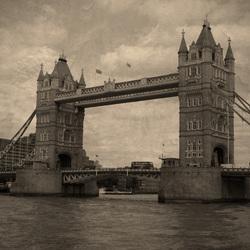 tower bridge 2014, maar toch oud