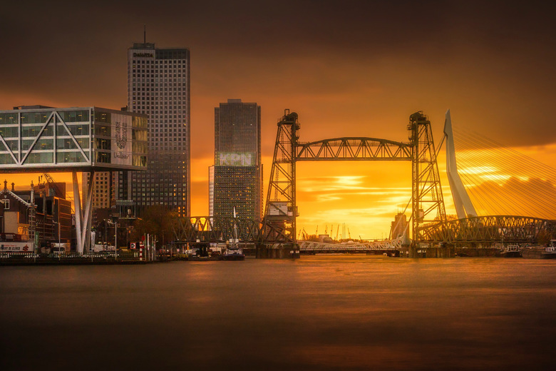 Rotterdam gouden uurtje -