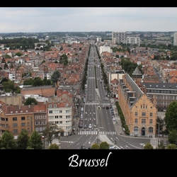 Brussel - Panorama
