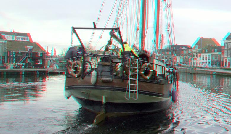 Spaarne Haarlem 3D - Spaarne Haarlem 3D