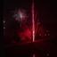 Vuurwerk op de dijk